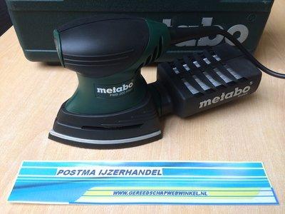 Metabo FMS 200 Intec in koffer