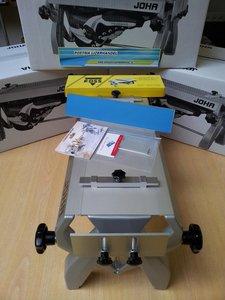 Zandstra Joha Pro 7150 slijptafel Complete set