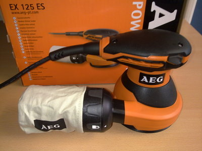Super-Deal!! AEG EX 125ES